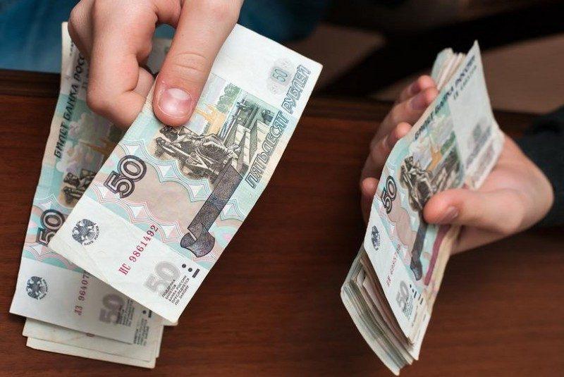 Недостача денежных средств в кассе проводка
