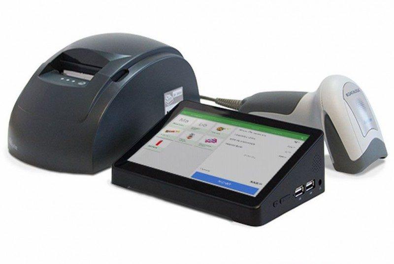 Как распечатать чек из базы товаров и услуг